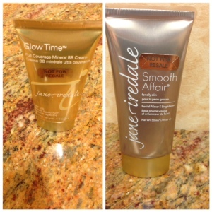 glow time and smooth affair